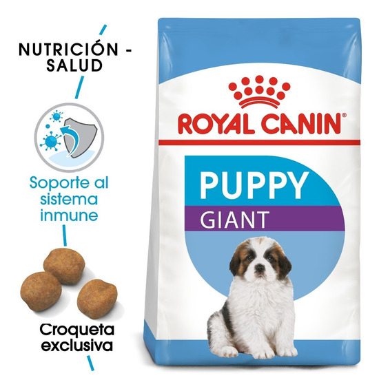 Royal Canin Giant Puppy 13.6 Kg Original Sellado