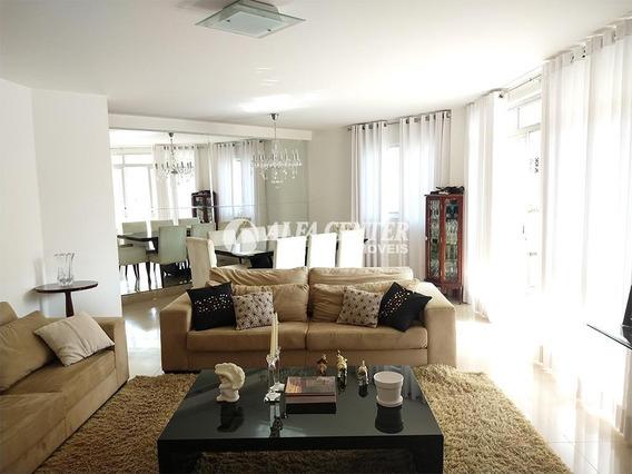 Apartamento Com 4 Dormitórios À Venda, 199 M² Por R$ 640.000 - Setor Oeste - Goiânia/go - Ap1377