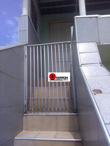 Casa Com 2 Dormitórios À Venda Por R$ 345.000,00 - Ponte Grande - Guarulhos/sp - Ca0195