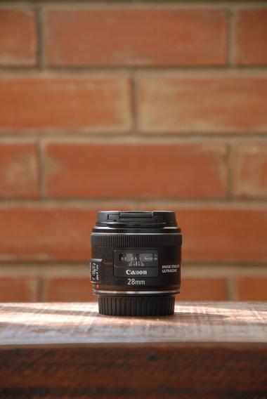 Canon 28mm F2.8 Is Usm