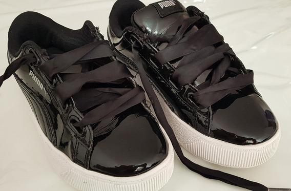 Zapatillas Puma Charol Número 32