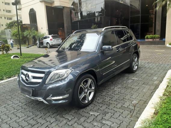 Mercedes Benz Glk 220 Cdi 2013 Blindada