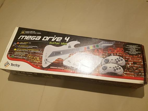 Mega Drive 4 Tectoy Novo Lacrado!! Raro E Único