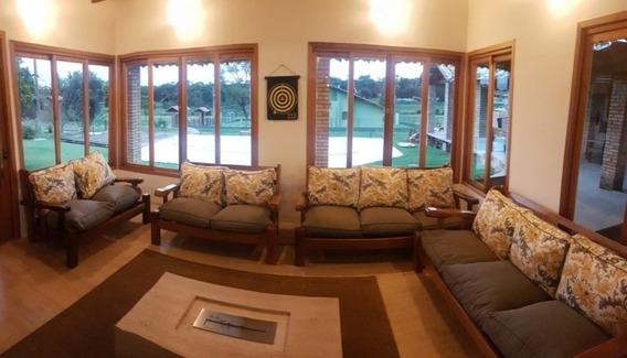 Casa No Ninho Verde 2, 4 Suítes, 310m2 De Área Construída - 4060102