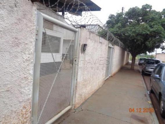 Galpão Comercial Em Ribeirão Preto - Sp - Ga0017_chaves