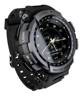 Relogio Smartwatch Inteligente Lokmat Mk28 Esporte Militar