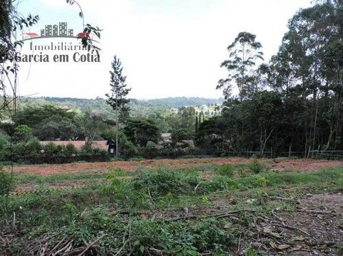 Terreno A Venda No Bairro Chácara Dos Lagos Em Carapicuíba - M490-1