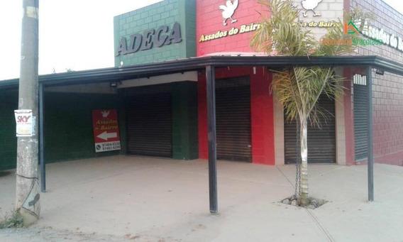 Sala Comercial Para Venda Em Araçoiaba,bairro Jundiaquara -sp. - Sa0016