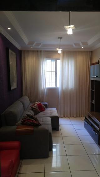 Apartamento Com Área Privativa Com 2 Quartos Para Comprar No Arvoredo Em Contagem/mg - 44534