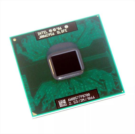 Processador/ Core2duo/ P8700/ 2.53ghz/ 3mb/ 1066/ Pga478