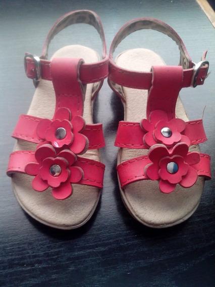 Sandalia Para Niña Numero 25