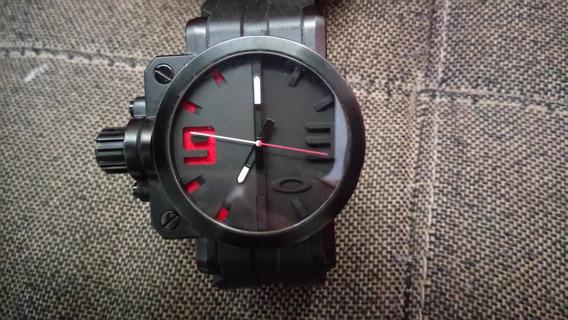 Reloj Oakley Gearbox Super Raro Y Único En México