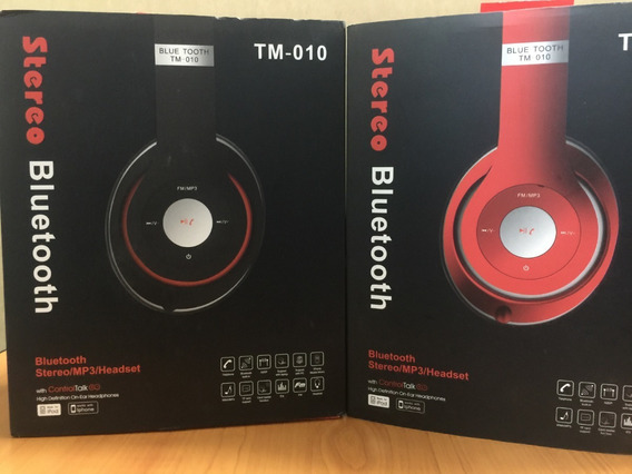 Audifonos Bluetooth Inalambrico