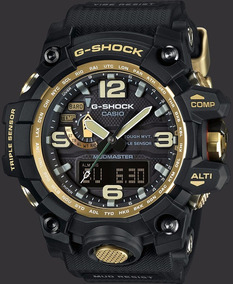 Relógio G-shock Mud Resist - Gwg - 1000gb-1a
