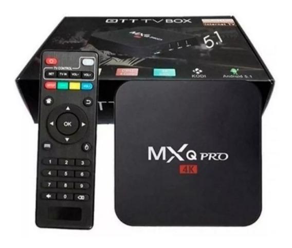 Tranforme Sua Tv Em Tv Smart Tv Box Frete Grátis + Brinde