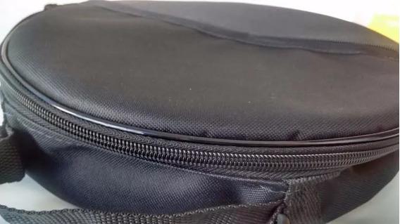 Capa Bag Para Pandeiro 10 Polegadas Acolchoada Loja