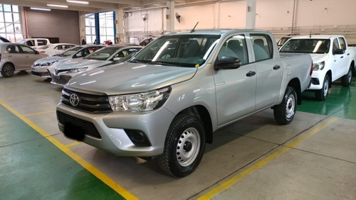 Toyota Hilux 2.4 Cd Dx 150cv 4x2 My21