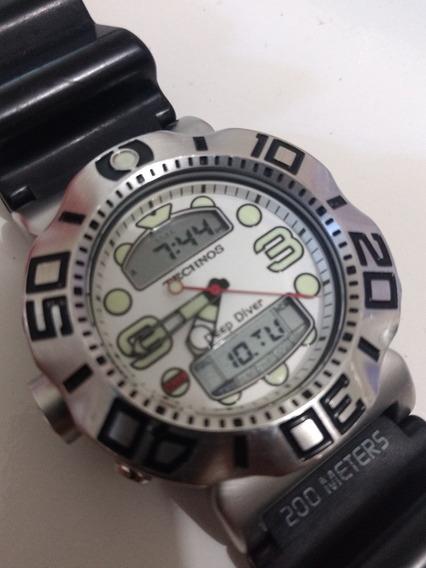 Relógio Technos Diver