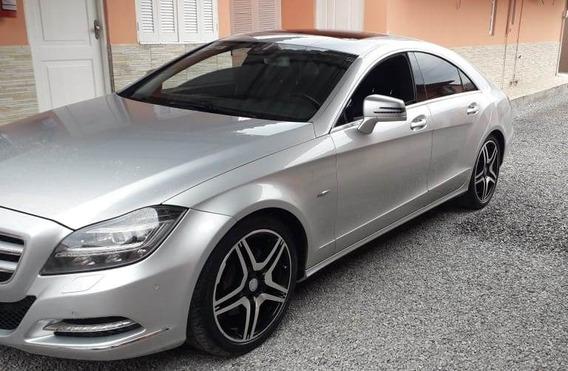 Mercedes Benz Cls 350 Cgi - Repasse