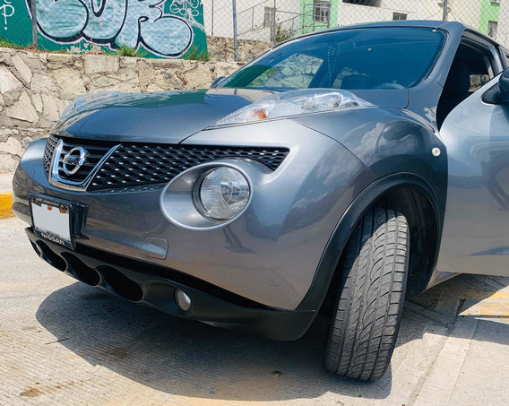 Nissan Juke Advance 5vel Mt 2012