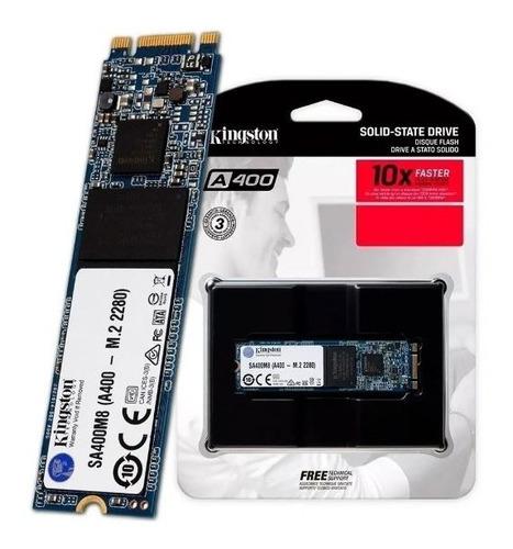 Disco Solido M.2 480gb Sata 3.0 6gb / Ssd Notebook Kingston