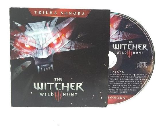 Trilha Sonora The Witcher 3 Pronta Entrega