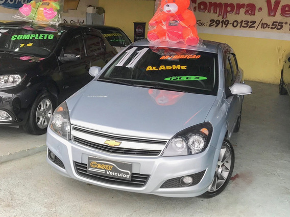 Chevrolet Vectra 2.0 Gt Hatch 8v Flex 2011 Completo