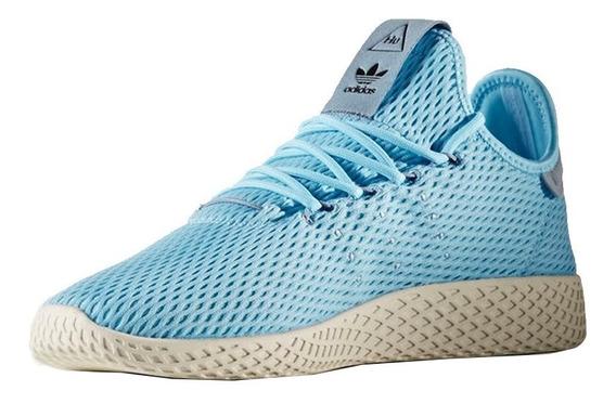 Tenis adidas Hombre Azul Pw Tennis Hu Cp9764