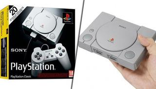 Playstation Classsic Nuevo