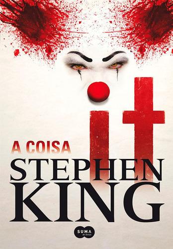 Imagem 1 de 1 de It A Coisa Stephen King - Suma - Bonellihq Cx290 U20