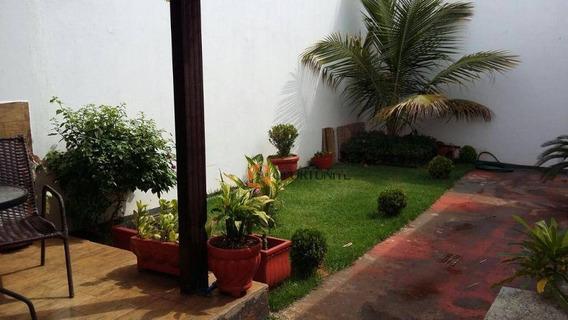 Casa Residencial À Venda, Jardim Doutor Paulo Gomes Romeo, Ribeirão Preto. - Ca0842