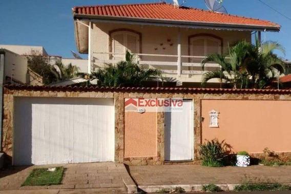 Casa Com 3 Dormitórios Para Alugar, 200 M² Por R$ 3.000,00/mês - Jardim Fortaleza - Paulínia/sp - Ca1542