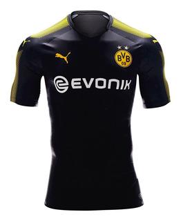Camiseta Puma Bvb Borussia Dortmund Away - Original