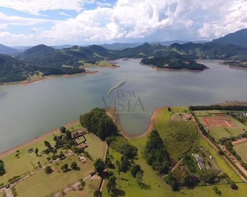 Terreno A Venda No Condomínio Ponta Das Castanheiras Piracaia - Sp - Te00144 - 69355152