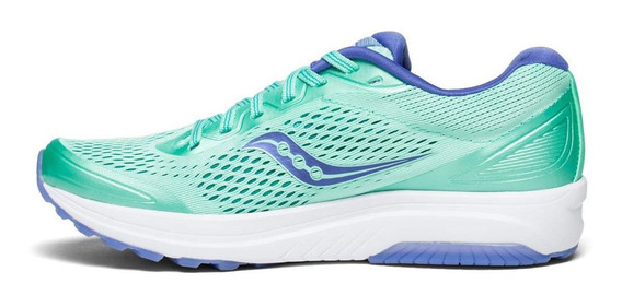 Zapatillas Running Saucony Clarion Mujer Gym - Local Olivos