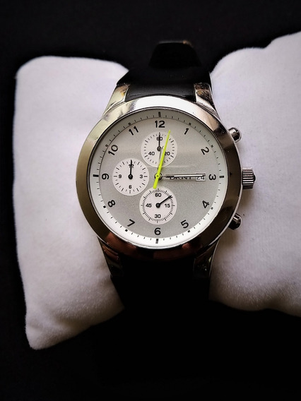 Relógio Masculino Original Dkny Cronógrafo Model Ny-5037