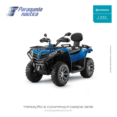 Quadriciclo Atv Cf Moto Cforce 450 L