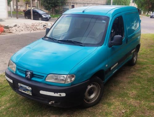 Peugeot Partner Confort 1.9d Plc Titular Al Día, $300000 Y C