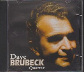 Cd Dave Brubeck - Quarter