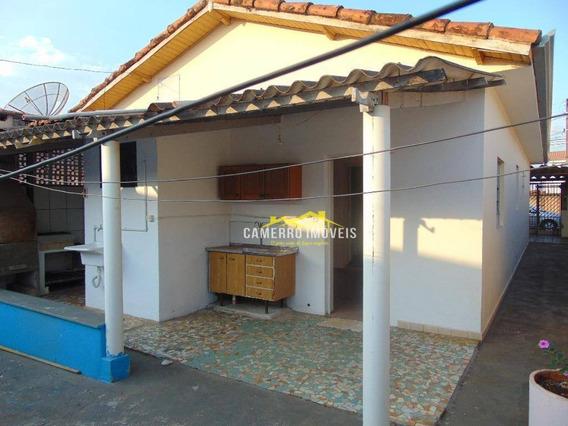 Casa Com 3 Dormitórios À Venda, 120 M² Por R$ 380.000 - Jardim Pântano - Santa Bárbara D