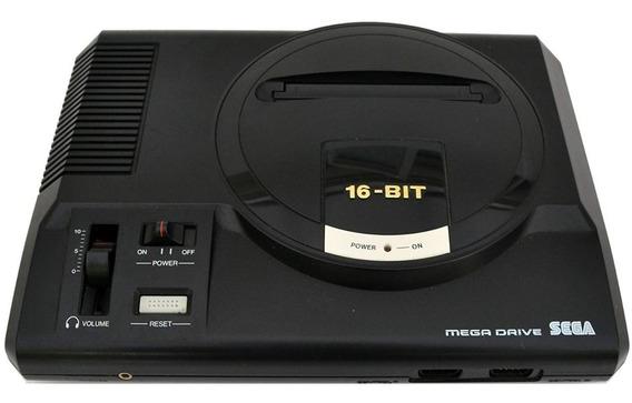 Emulador De Mega Drive Midia Digital 740 Jogos