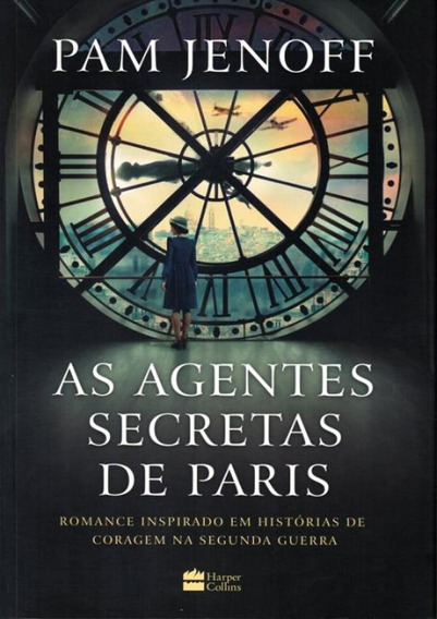 As Agentes Secretas De Paris