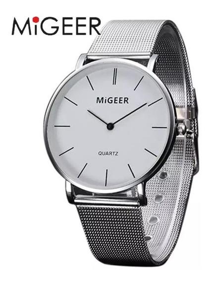 Reloj Caballero Marca Migeer