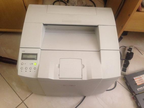 Impressora Laser Color Lexmark C500n