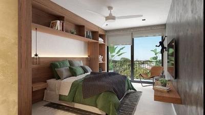 Departamento Venta Playa Del Carmen Urban Tower $215,000 Usd Marjos E1
