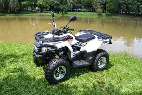 Quadri Funmotors - Modelo Farmer 200cc + Frete