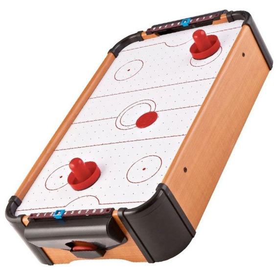 2 Jogos Mini Air Hockey