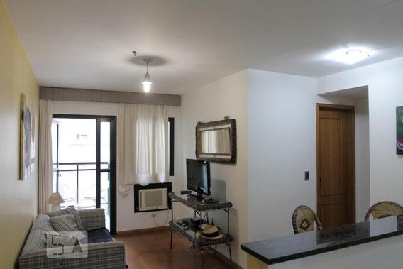 Apartamento No 1º Andar Mobiliado Com 1 Dormitório E 1 Garagem - Id: 892969596 - 269596