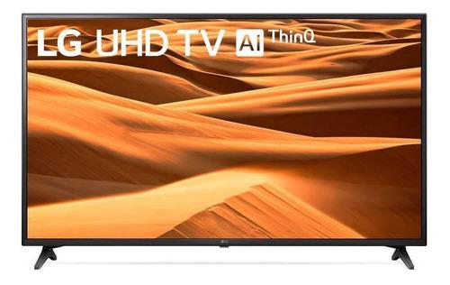 "Smart TV LG UHD 49UM7100PUA LED 4K 49"" 100V/240V"