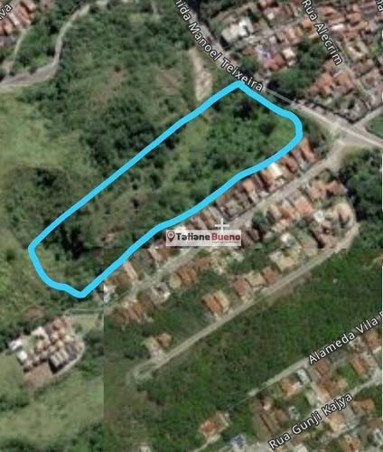 Imagem 1 de 8 de Área À Venda, 27000 M² Por R$ 8.000.000 - S F Praia - São Sebastião/sp - Ar0042